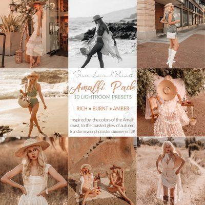 Sarah Loven Presets - Amalfi Pack